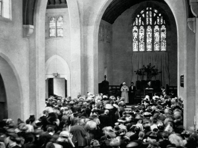 Plymouth Congregational Church 1912