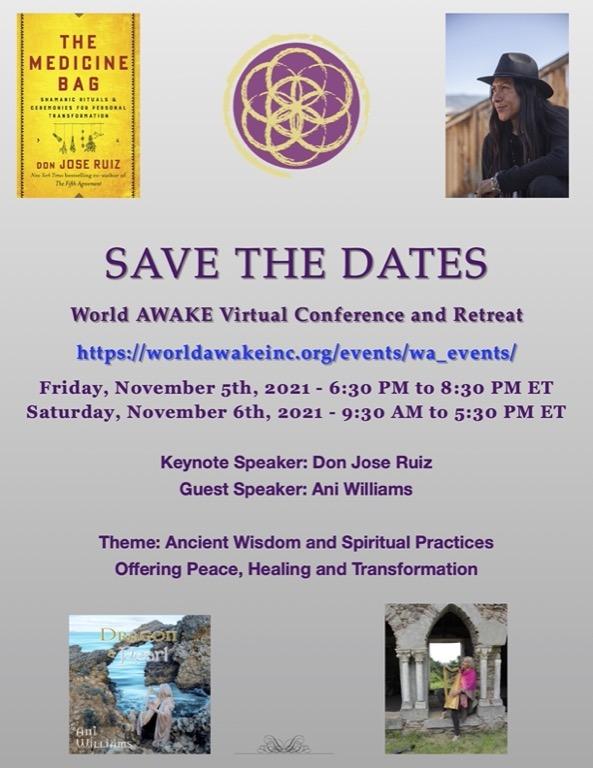 World AWAKE Virtual Conference